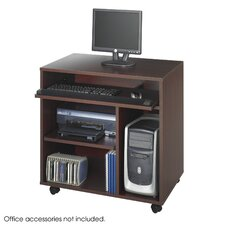 <strong>Safco Products Company</strong> Ready-To-Use Pc Workstation