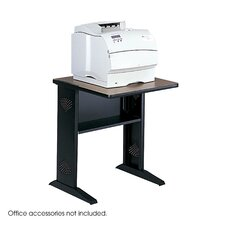 Fax/Printer Stand with Reversible Top