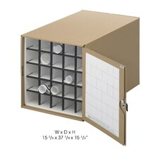Stackable Roll File Storage Box