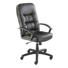 <strong>Safco Products Company</strong> Serenity High-Back Series Executive Seat