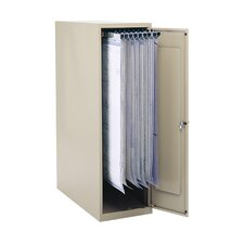 Enclosed Vertical File Cabinet