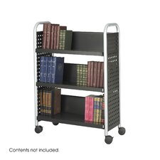 <strong>Safco Products Company</strong> Scoot Book Cart