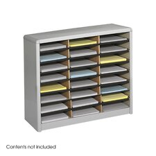 <strong>Safco Products Company</strong> Value Sorter Organizer (24 Compartments)