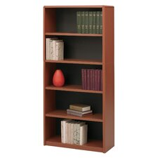 Value Mate Series Bookcase, 5 Shelves