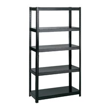 "Boltless 72"" H 4 Shelf Shelving Unit Starter"