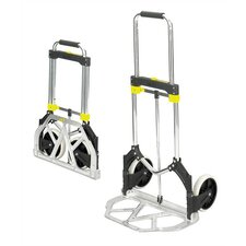 <strong>Safco Products Company</strong> Stow-Away Medium Hand Truck, 275Lb Capacity