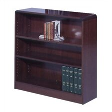 "36"" H Radius-Edge Bookcase"