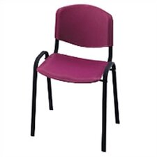 <strong>Safco Products Company</strong> Contour Stack Chairs (Set of 4)