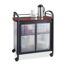 <strong>Safco Products Company</strong> Refreshment Cart