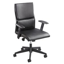 <strong>Safco Products Company</strong> Tuvi Executive Chair Adjustable Arms
