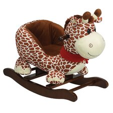 <strong>Charm Co.</strong> Gerry Giraffe Rocker