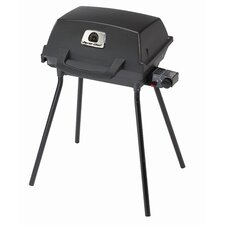 "18"" Porta-Chef Portable Gas Grill with Detachable Snap-in Legs"