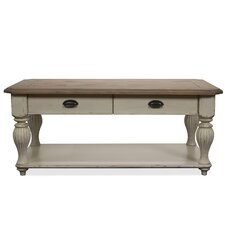 <strong>Riverside Furniture</strong> Coventry Two Tone Coffee Table