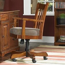 <strong>Riverside Furniture</strong> Seville Square Mid-Back Office Chair