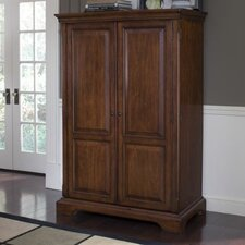<strong>Riverside Furniture</strong> Cantata Computer Armoire
