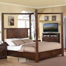 Riata Poster Bed Canopy
