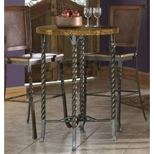 Medley Pub Table with Optional Stools
