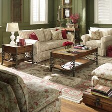 <strong>Riverside Furniture</strong> Medley Coffee Table Set