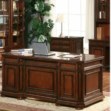 <strong>Riverside Furniture</strong> Cantata Executive Desk