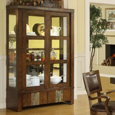 <strong>Riverside Furniture</strong> Belize Curio Cabinet