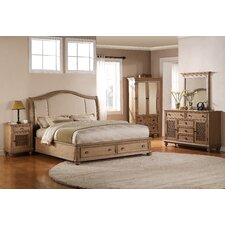 Coventry Sleigh Bedroom Collection