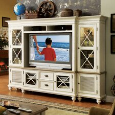 Coventry Two Tone Entertainment Center