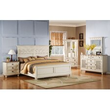 Coventry Two Tone Panel Bedroom Collection