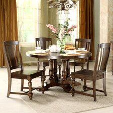 <strong>Riverside Furniture</strong> Newburgh 5 Piece Dining Set