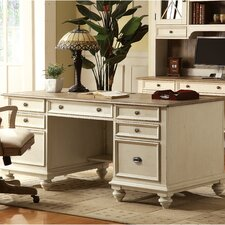 <strong>Riverside Furniture</strong> Coventry 2 T1 Executive Desk