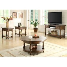 <strong>Riverside Furniture</strong> Newburgh Coffee Table Set