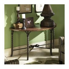 <strong>Riverside Furniture</strong> Medley Demilune Console Table