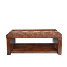<strong>Riverside Furniture</strong> Belize Coffee Table