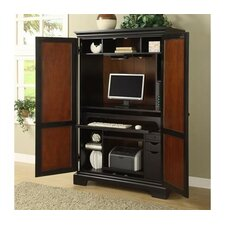 <strong>Riverside Furniture</strong> Bridgeport Armoire Desk
