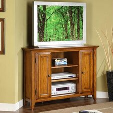 "<strong>Riverside Furniture</strong> Oak Ridge 45"" TV Stand"