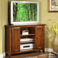 "<strong>Riverside Furniture</strong> Hilborne 44"" Corner TV Stand"