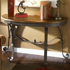 Stone Forge Console Table