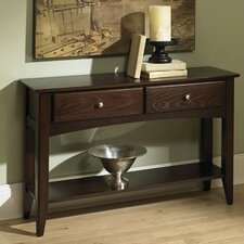 <strong>Riverside Furniture</strong> Metro II Console Table