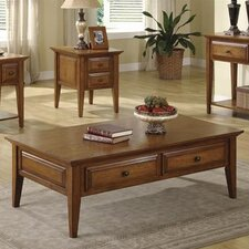 Oak Ridge Coffee Table