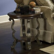 <strong>Riverside Furniture</strong> Ambrosia End Table