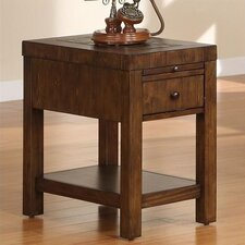 <strong>Riverside Furniture</strong> Belize End Table