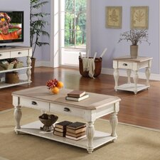 <strong>Riverside Furniture</strong> Coventry Coffee Table Set