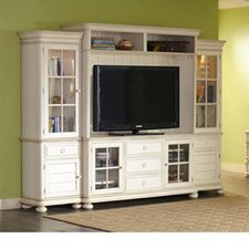 <strong>Riverside Furniture</strong> Placid Cove Entertainment Center