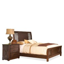 Windridge Sleigh Headboard