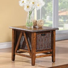 Claremont End Table