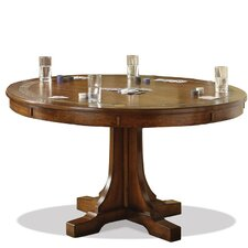 <strong>Riverside Furniture</strong> Craftsman Home Convert-A-Height Dining Table