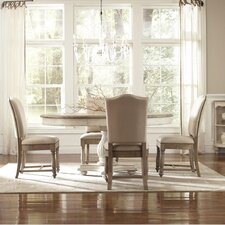 <strong>Riverside Furniture</strong> Coventry Two Tone 5 Piece Dining Set