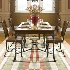 <strong>Riverside Furniture</strong> Medley 5 Piece Dining Set