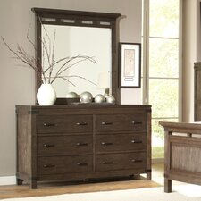 <strong>Riverside Furniture</strong> Promenade 6 Drawer Dresser