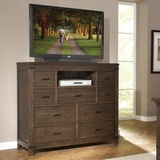 Promenade 9 Drawer Media Chest