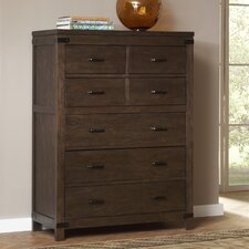 <strong>Riverside Furniture</strong> Promenade 7 Drawer Chest